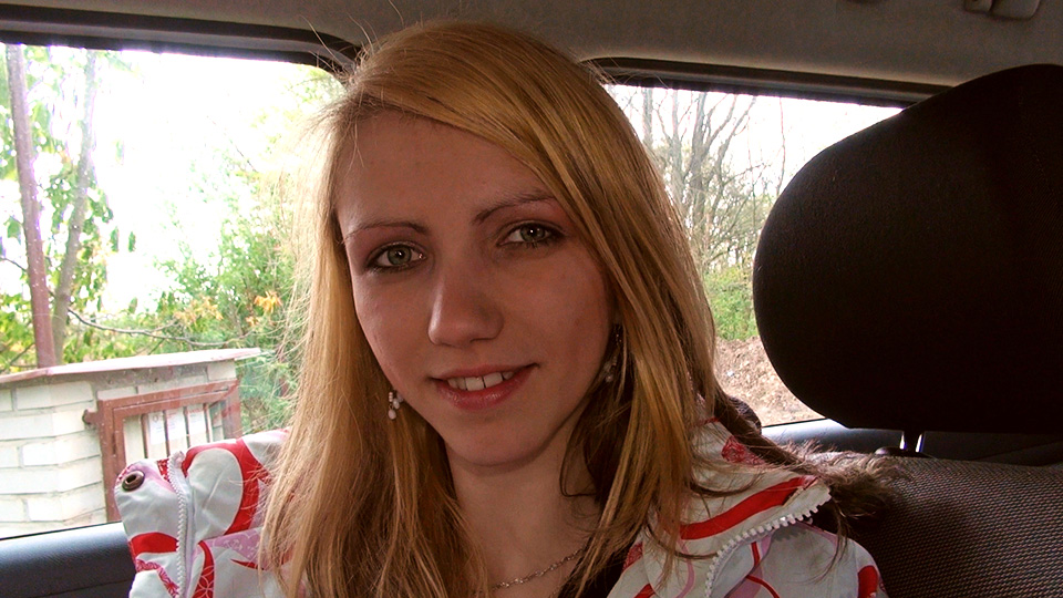 Takevan blonde teen pay big price for a ride home 4