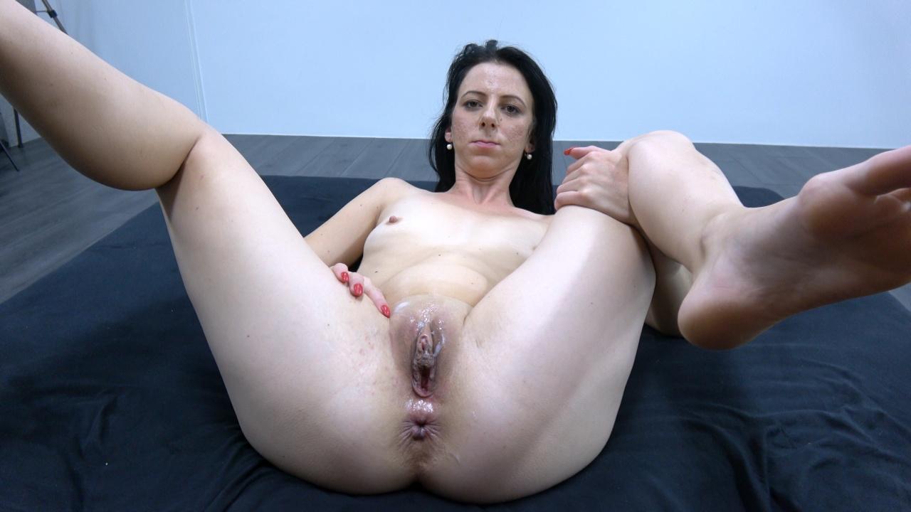 Deep anal to balls