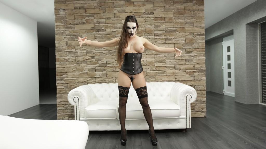 Halloween Black Anal